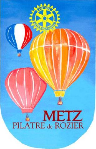 Metz Pilâtre de Rozier